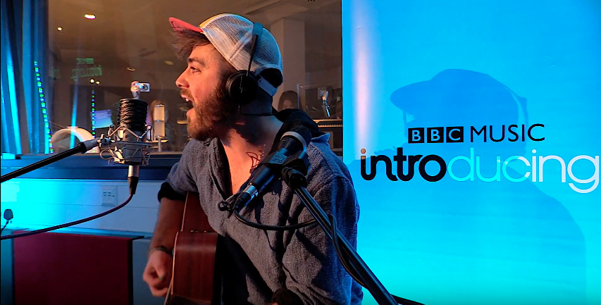 Tom Braggins - BBC Introducing